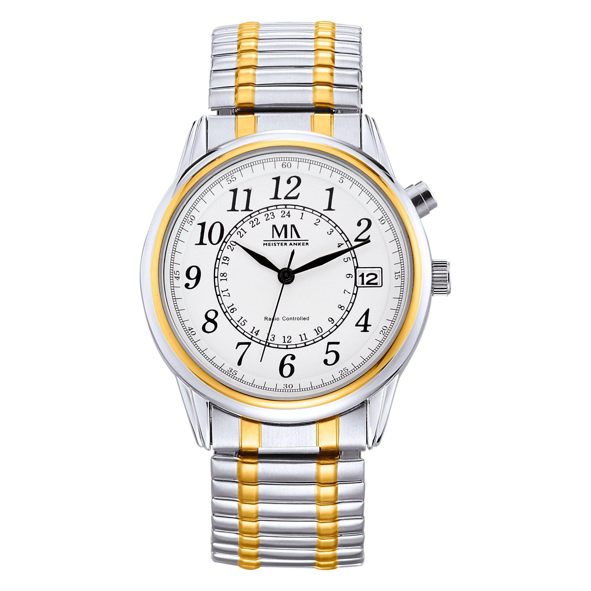 Meister Anker Uhr »Metall«