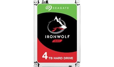 Seagate »IronWolf« HDD - NAS - Festplatte 3,5 '' kaufen