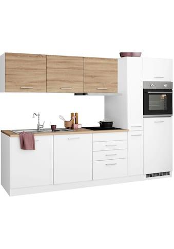 HELD MÖBEL Küchenzeile »Visby« kaufen