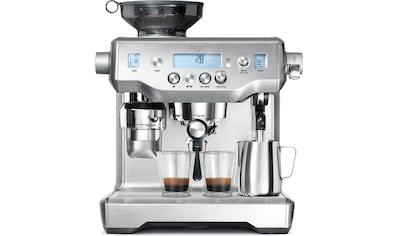 Sage Espressomaschine »the Oracle SES980BSS« kaufen