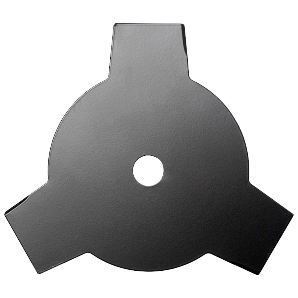 GARDENA Motorsensenmesser »BBO001, 00057-76«, 3 St., für Trimmer, Ø 255 mm