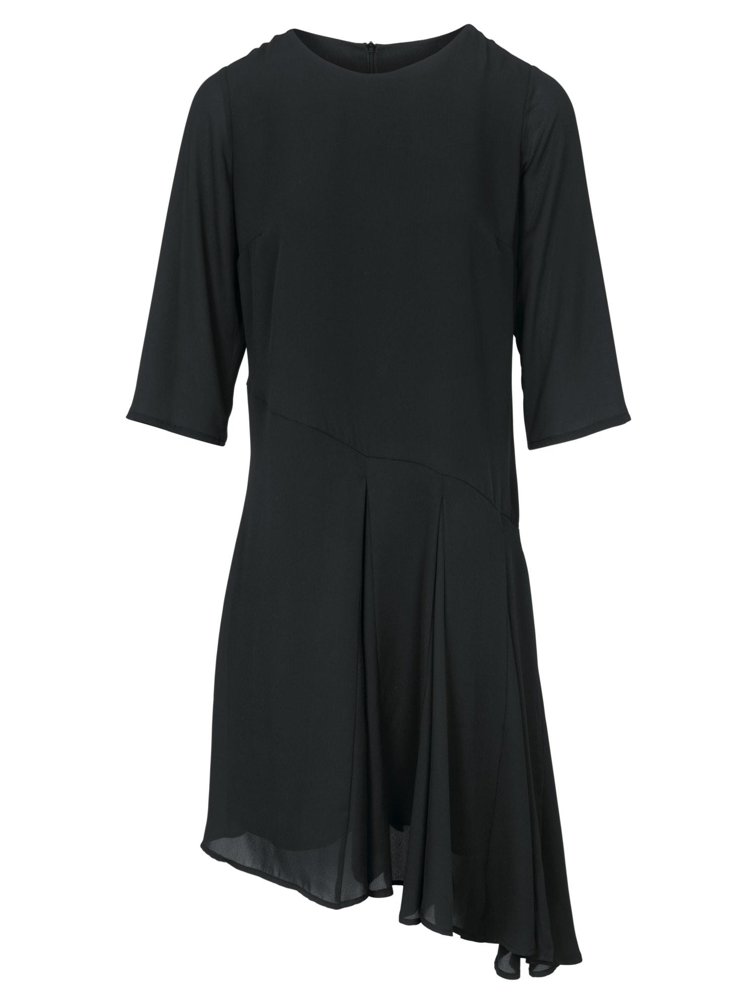 heine CASUAL Kleid mit Rundhalsausschnitt