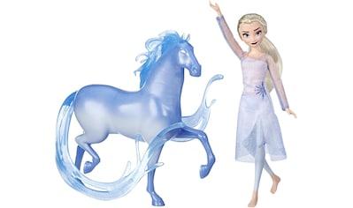 """Hasbro Anziehpuppe """"Die Eiskönigin II, Elsa und Nokk"""" kaufen"""