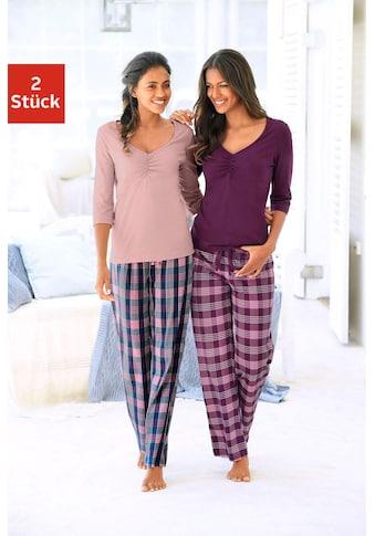 PETITE FLEUR Pyjama (2 Stück) kaufen