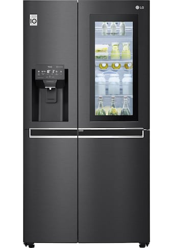 LG Side-by-Side, GSX961MCVZ, 179 cm hoch, 91,2 cm breit, Door-in-Door kaufen