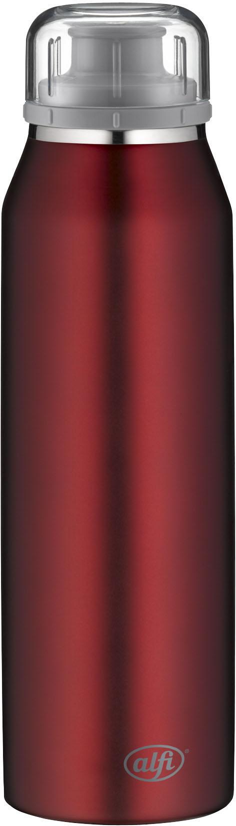 Alfi Thermoflasche Pure, 500 ml rot Campinggeschirr Camping Schlafen Outdoor