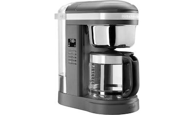 KitchenAid Filterkaffeemaschine »KitchenAid 5KCM1209EDG«, goldfarbener Permanentfilter, Drip-Kaffeemaschine mit spiralförmigem Wasserauslass kaufen