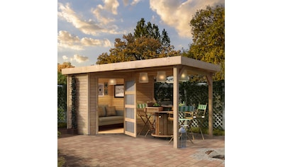 WOODFeeling Gartenhaus »Schwandorf 3« kaufen