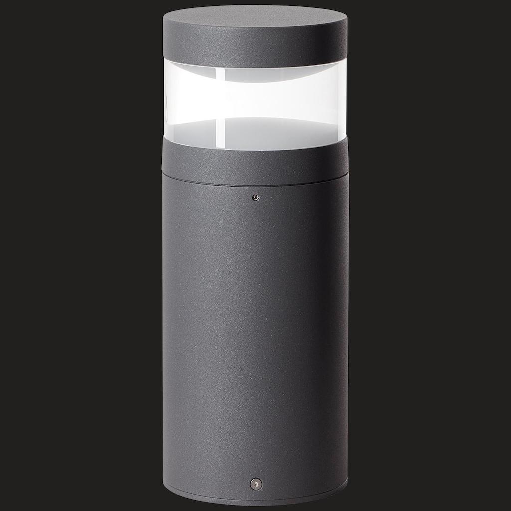 AEG Lydon LED Außensockelleuchte 30cm anthrazit