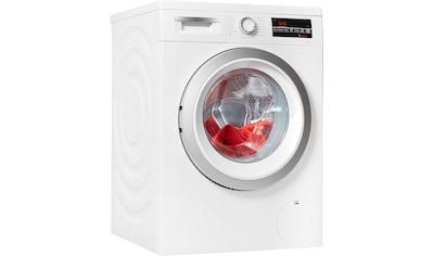BOSCH Waschmaschine »WUU28T40«, 6, WUU28T40, unterbaufähig kaufen