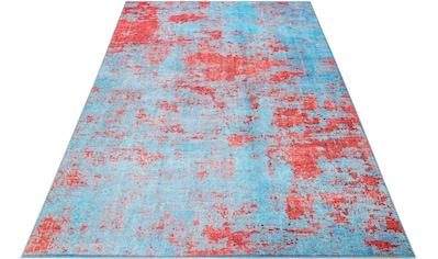 Teppich, »Hot Spring«, Wecon home, rechteckig, Höhe 6 mm, maschinell gewebt kaufen