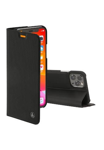 Hama Booklet Tasche Schutzhülle für Apple iPhone 11 Pro Max »Slim Pro, Smartphonehülle« kaufen