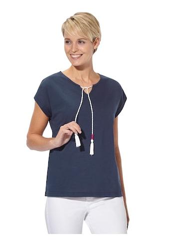 Classic Basics Shirt in trageangenehmer Single - Jersey - Qualität kaufen