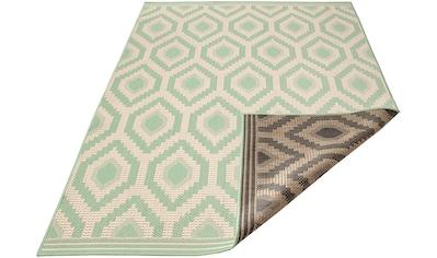 Teppich, »Sabin«, Bruno Banani, rechteckig, Höhe 7 mm, maschinell gewebt kaufen