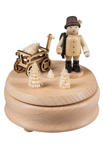 SAICO Original Spieluhr, Holzmacher kaufen