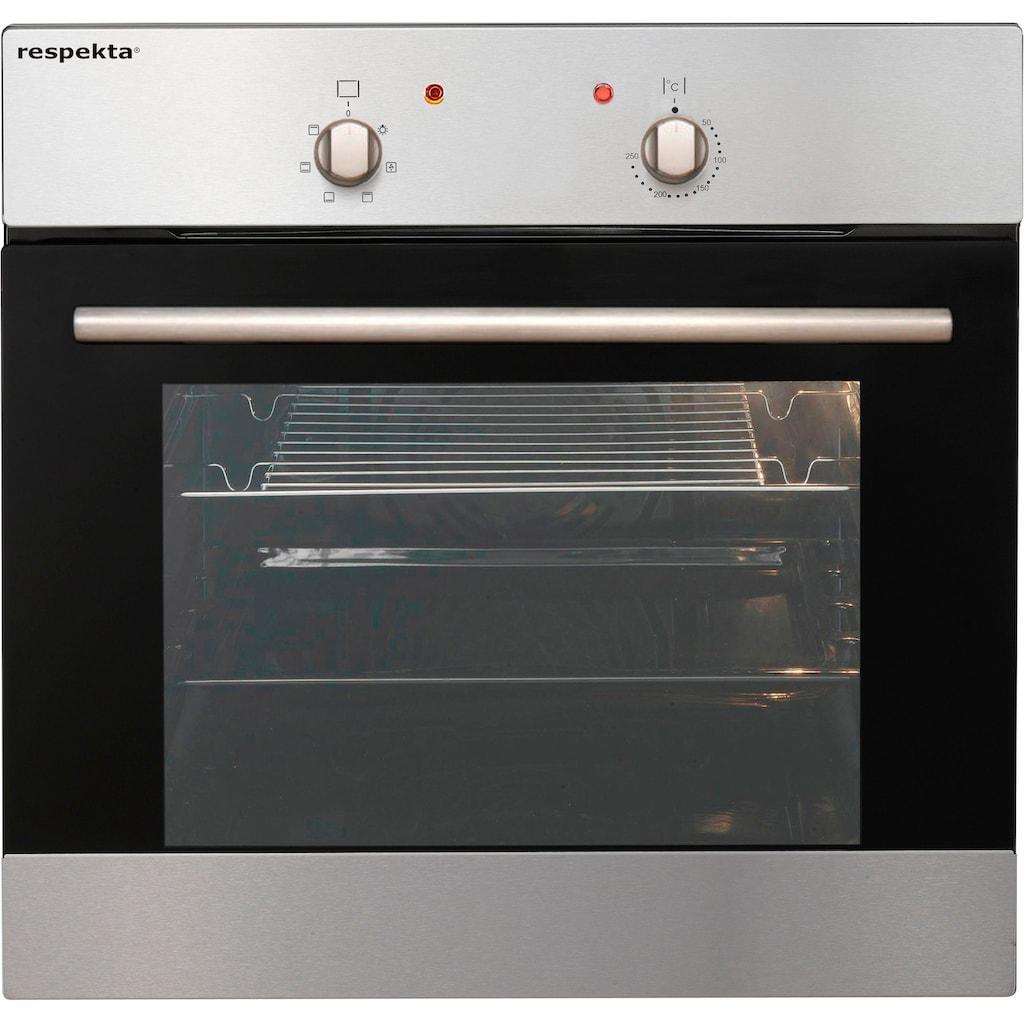 RESPEKTA Küchenzeile »York«, mit E-Geräten, Breite 340 cm