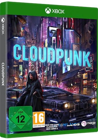 Xbox One Spiel »Cloudpunk«, Xbox One kaufen