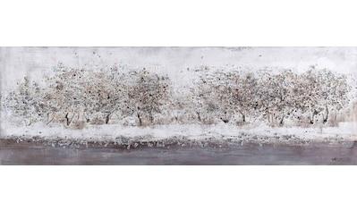 Bönninghoff Ölbild »Ölgemälde, handgefertigt ca.40x120 cm«, (1 St.) kaufen