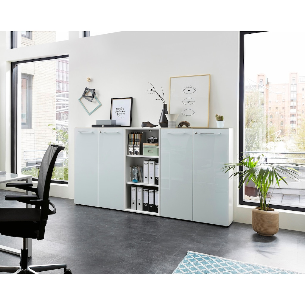 GERMANIA Büro-Set »GW-Monteria«, (Set, 3 St.)