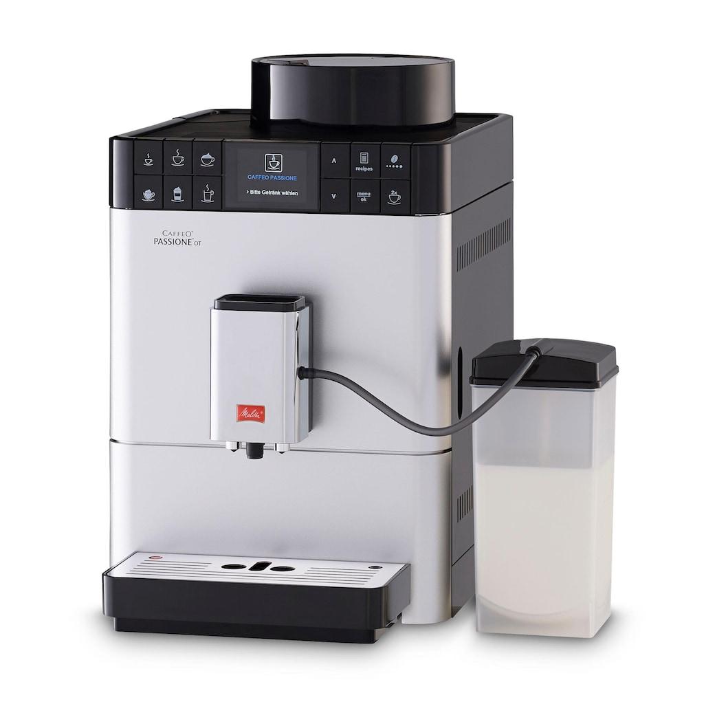 Melitta Kaffeevollautomat CAFFEO® Passione® OT F53/1-101, 1,2l Tank, Kegelmahlwerk