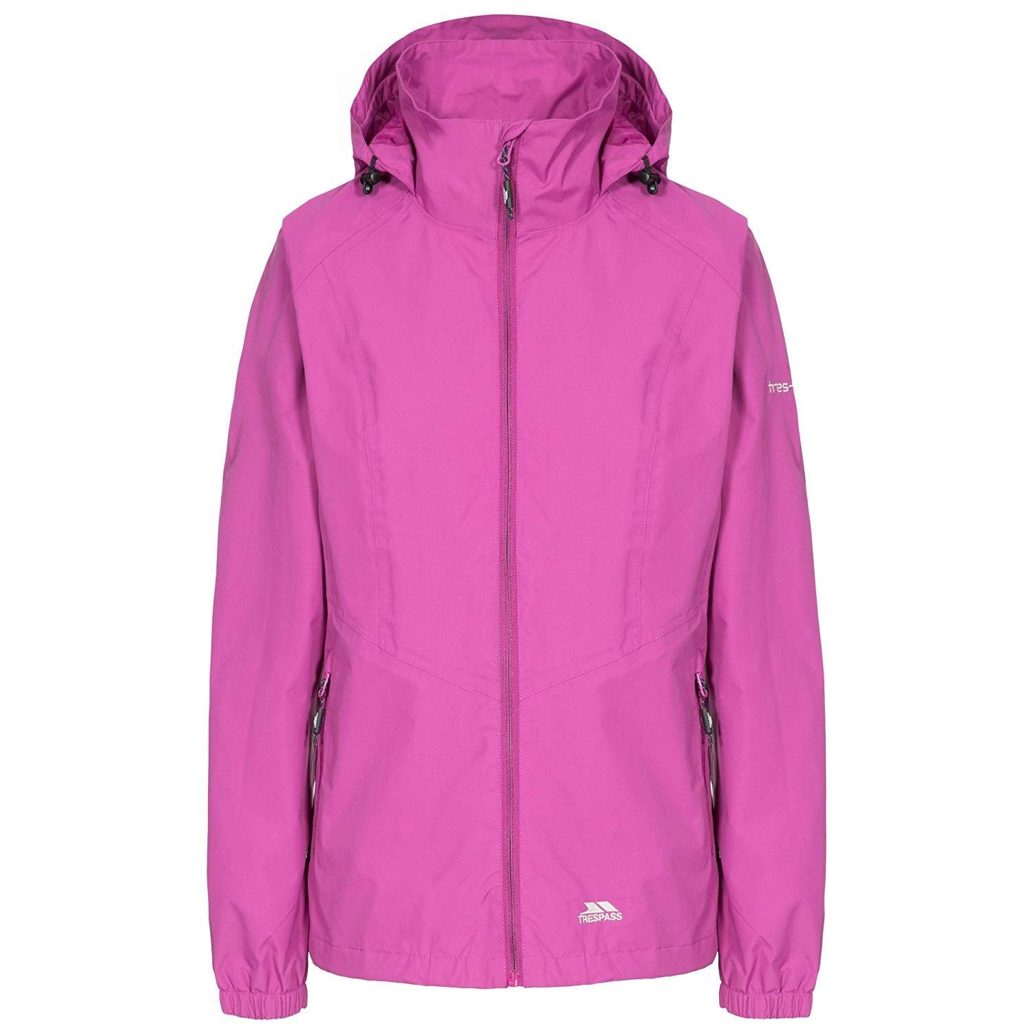 Trespass Outdoorjacke Damen Jacke Blyton wasserdicht