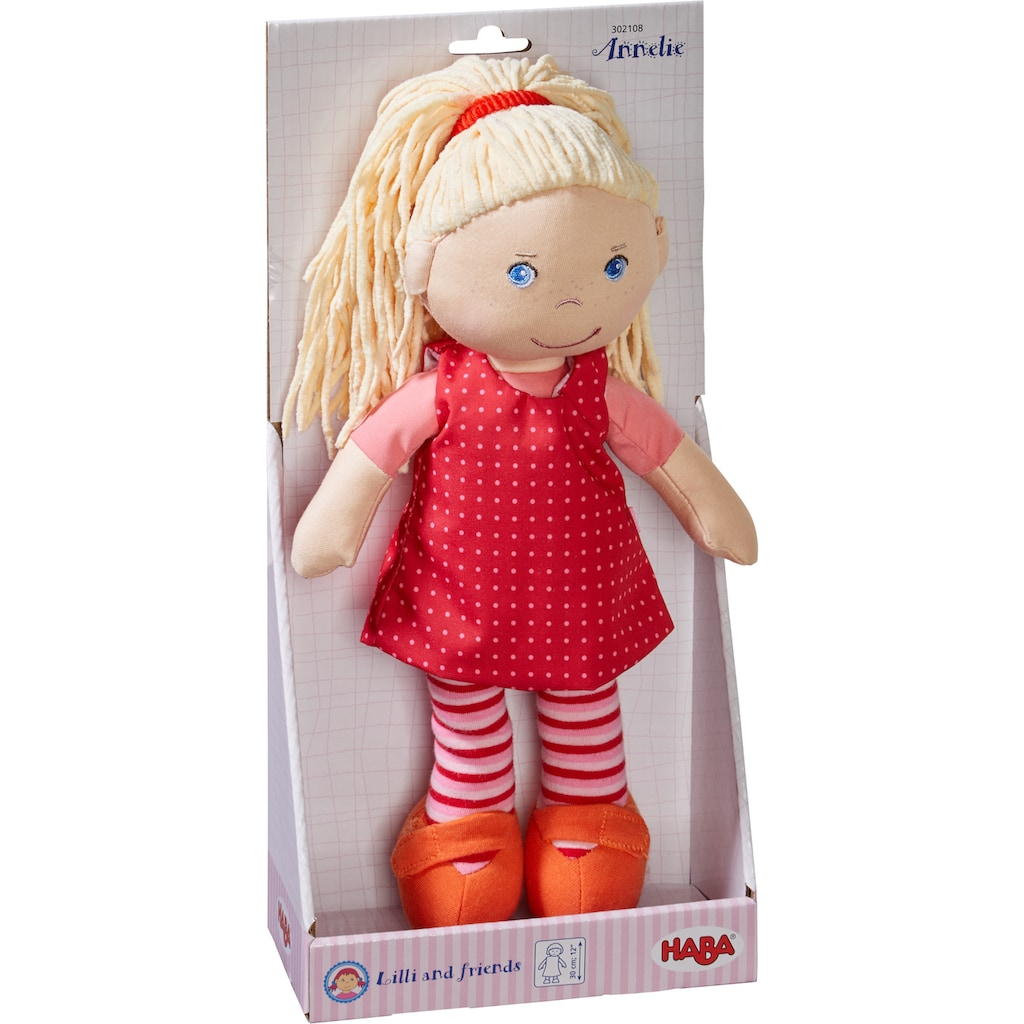 Haba Stoffpuppe »Annelie«