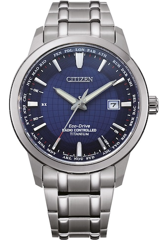 Citizen Funkuhr »Titan Funkuhr, CB0190-84L« kaufen