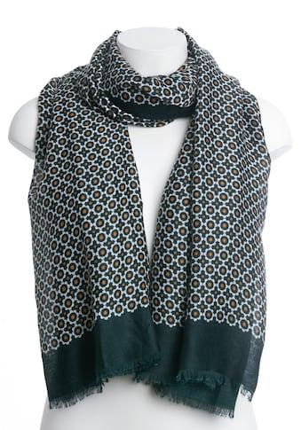 CASSANDRA Schal »Steffanie«, mit tollem Muster kaufen