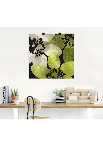 Artland Wandbild »Blüten V«, Blumen, (1 St.), in vielen Größen & Produktarten -... kaufen