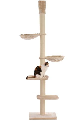 SILVIO design Kratzbaum »XXL Tamis«, hoch, BxTxH: 58x58x230-260 cm kaufen