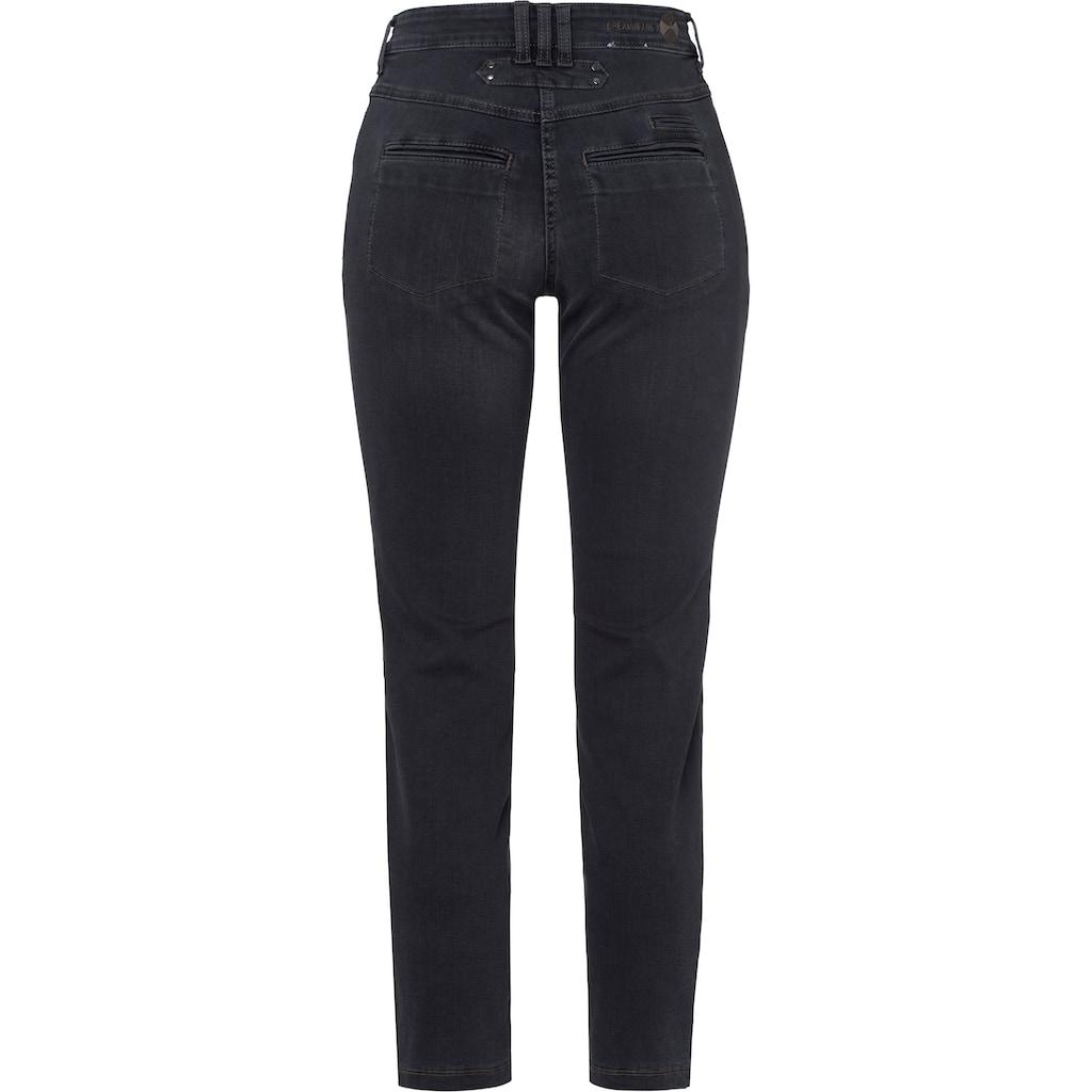 MAC Ankle-Jeans »Dream Pocket«, Zierriegel