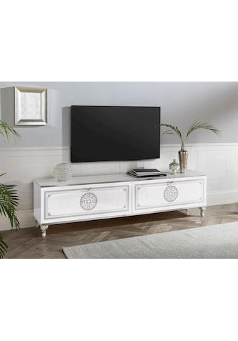 KITALY Lowboard »CONTEMPORANEO«, Breite 200 cm kaufen