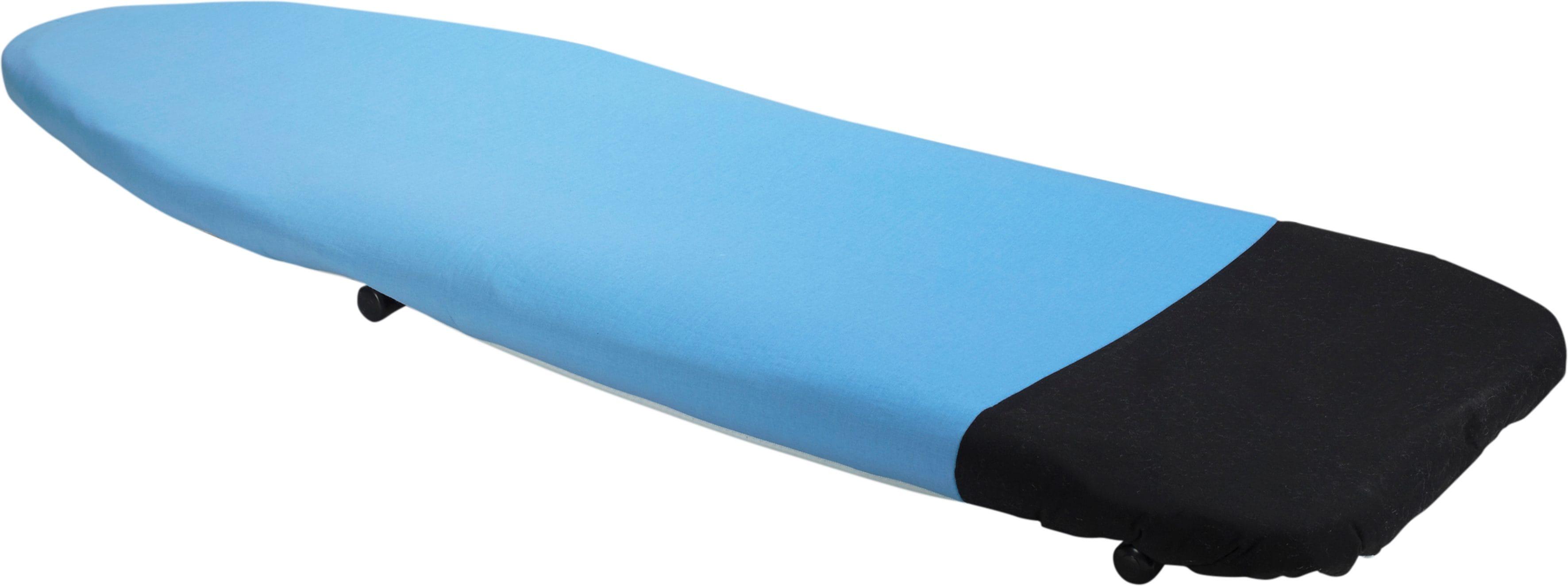 knittax Tischbügelbrett CBT 10 Bügelfläche 120 x 40 cm   Flur & Diele > Haushaltsgeräte > Bügelbretter   Schwarz   Knittax