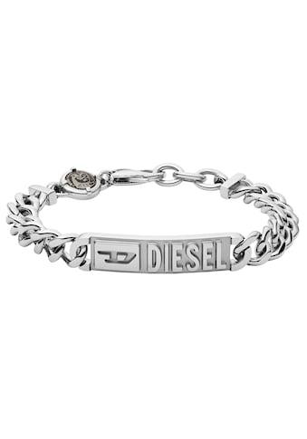 Diesel Edelstahlarmband »STEEL, DX1225040« kaufen