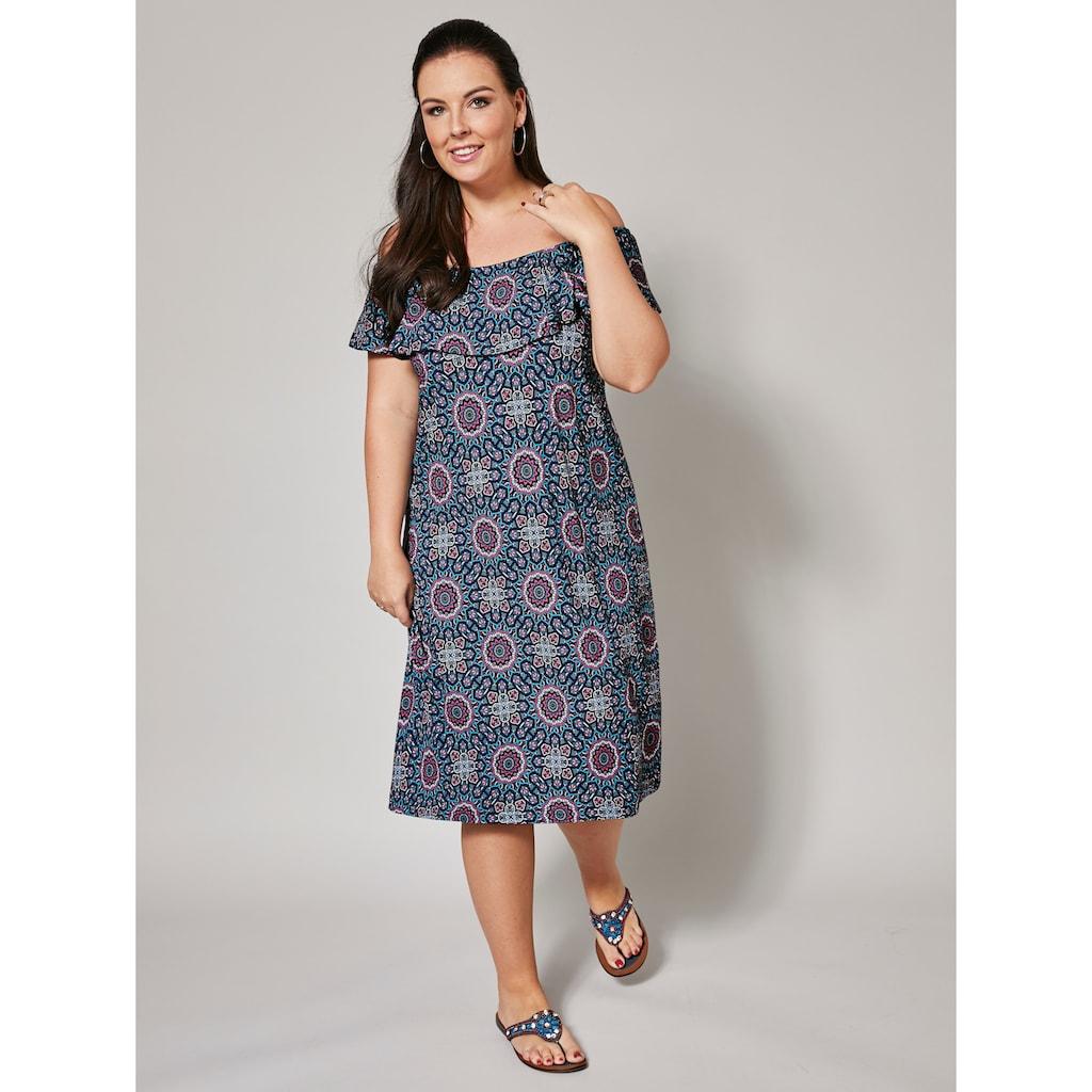 Sara Lindholm by Happy Size Jerseykleid