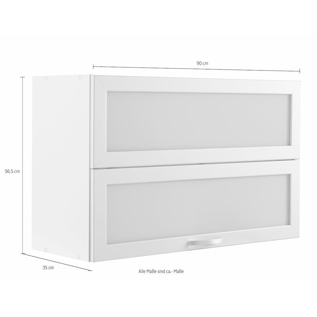 wiho Küchen Faltlifthängeschrank »Amrum«
