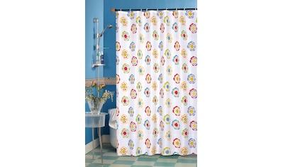 MSV Duschvorhang »Multi - Farben«, Breite 180 cm kaufen
