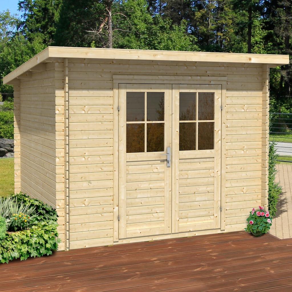 Nordic Holz Gartenhaus »Genua«