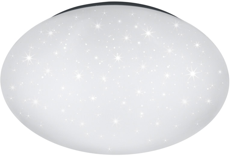 TRIO Leuchten LED Deckenleuchte GLITTER PUTZ