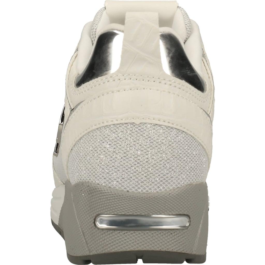 Replay Sneaker »Lederimitat/Textil«