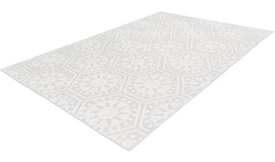 Arte Espina Teppich »Monroe 200«, rechteckig, 7 mm Höhe, besonders weich durch Microfaser, Wohnzimmer kaufen