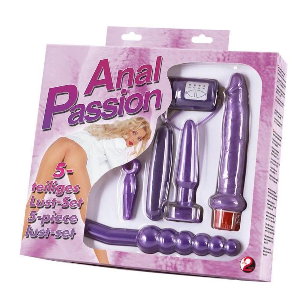 You2Toys Erotik-Toy-Set »Anal Passion«, (5 tlg.)