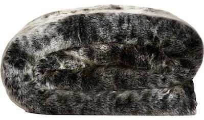 Star Home Textil Wohndecke »Luchs«, besonders weich, hochwertig kaufen