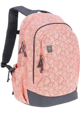 Lässig Kinderrucksack »4Kids Big Backpack, Spooky Peach« kaufen