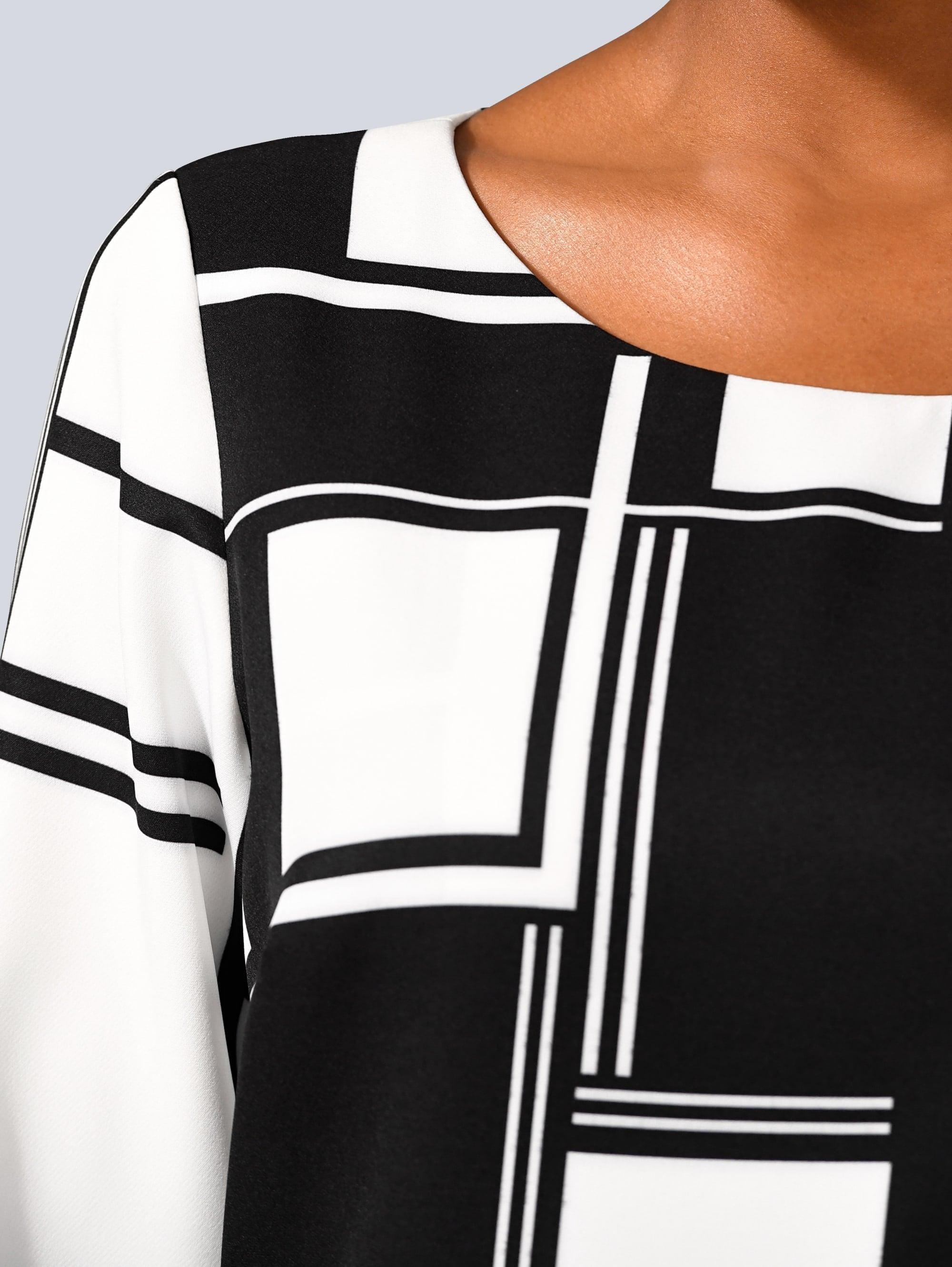 alba moda -  Kleid Grafisches Kleid