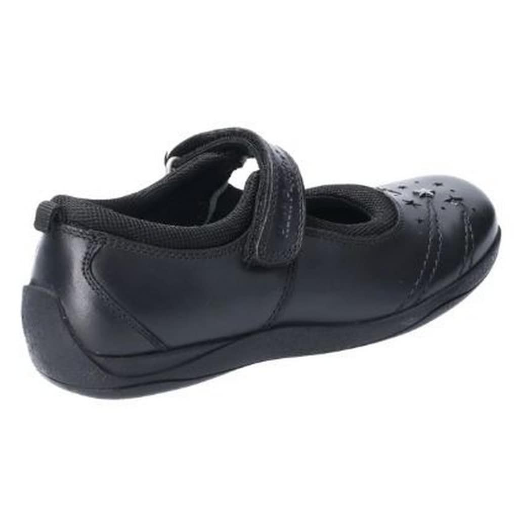 Hush Puppies Riemchenballerina »Amber Mädchen Senior Klettverschluss Leder Schul Schuhe«