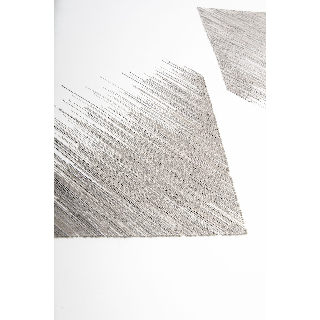 Neutex for you! Schiebegardine »Rubin«, geometrische Musterung mit Effektgarn