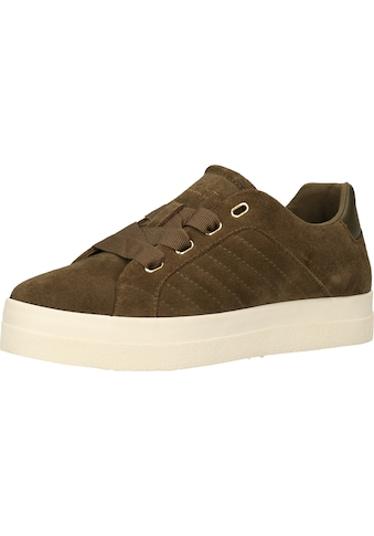 Gant Sneaker »Nubukleder« kaufen