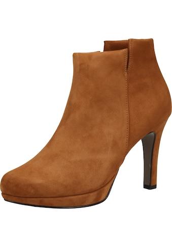 Paul Green High-Heel-Stiefelette »Leder« kaufen