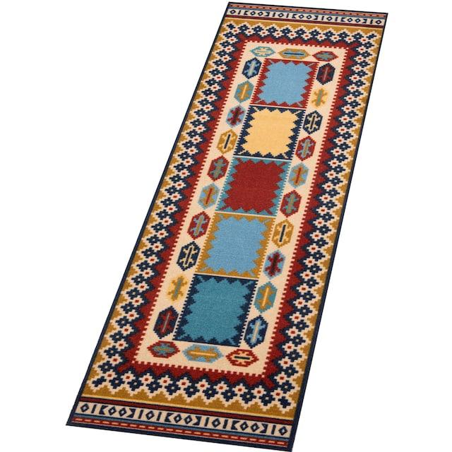 Läufer, »Diara«, freundin Home Collection, rechteckig, Höhe 5 mm, maschinell getuftet